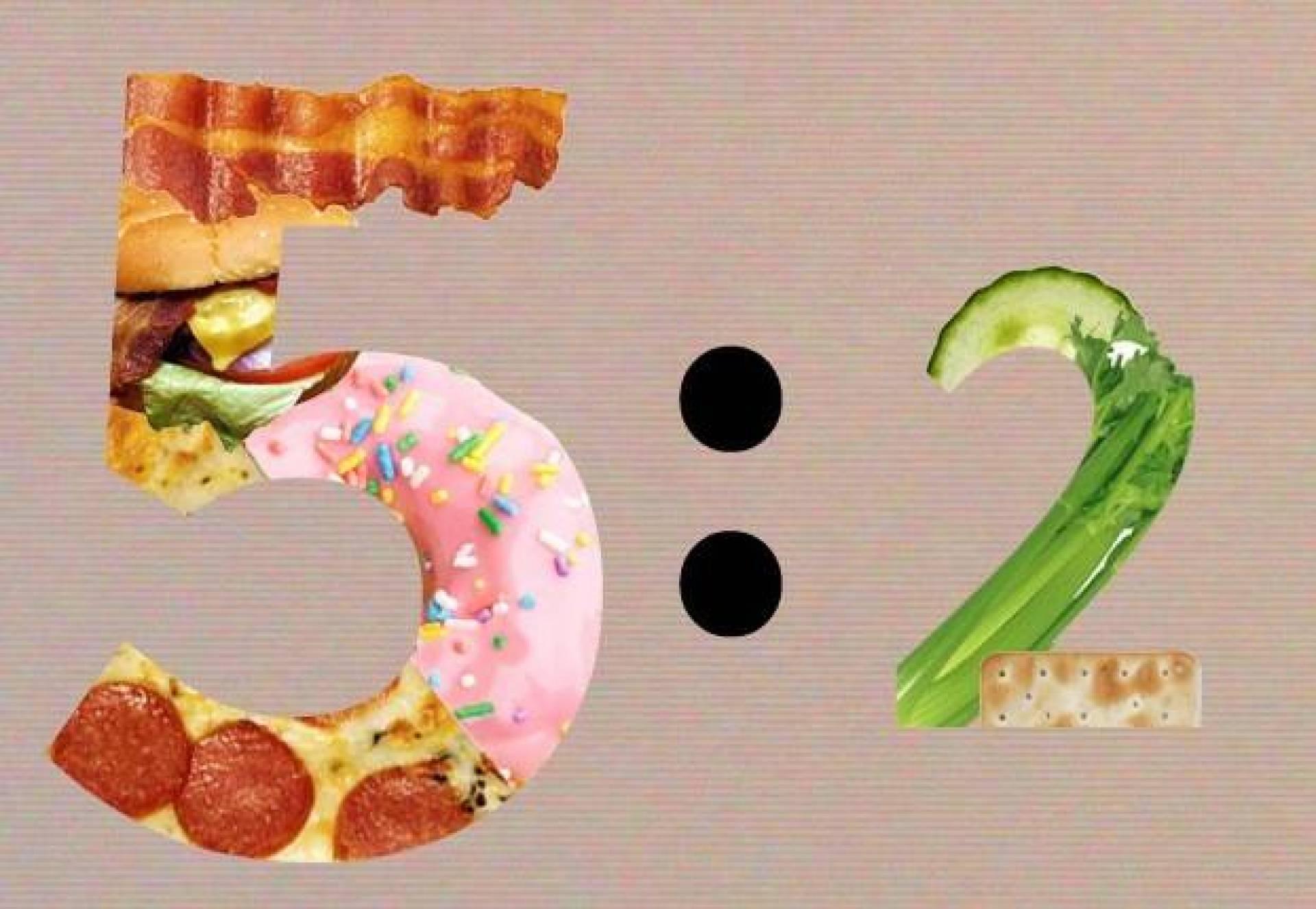 ما هو رجيم 5:2؟... إليكم خطوات تطبيقه لخسارة الوزن   Laha Magazine