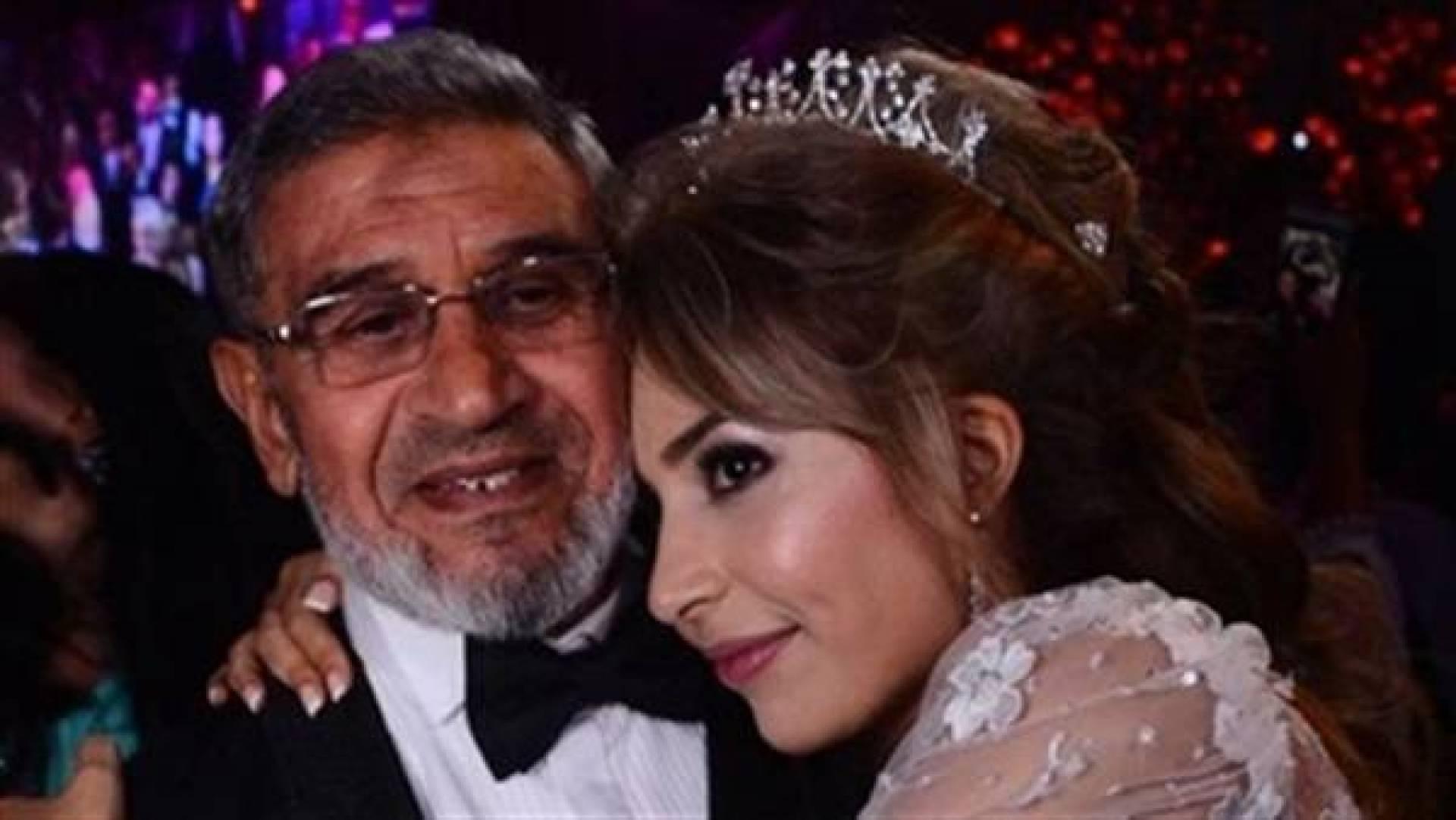 جنات في المغرب لتشييع جثمان والدها... وهذا ما قاله محمد حماقي؟   Laha Magazine