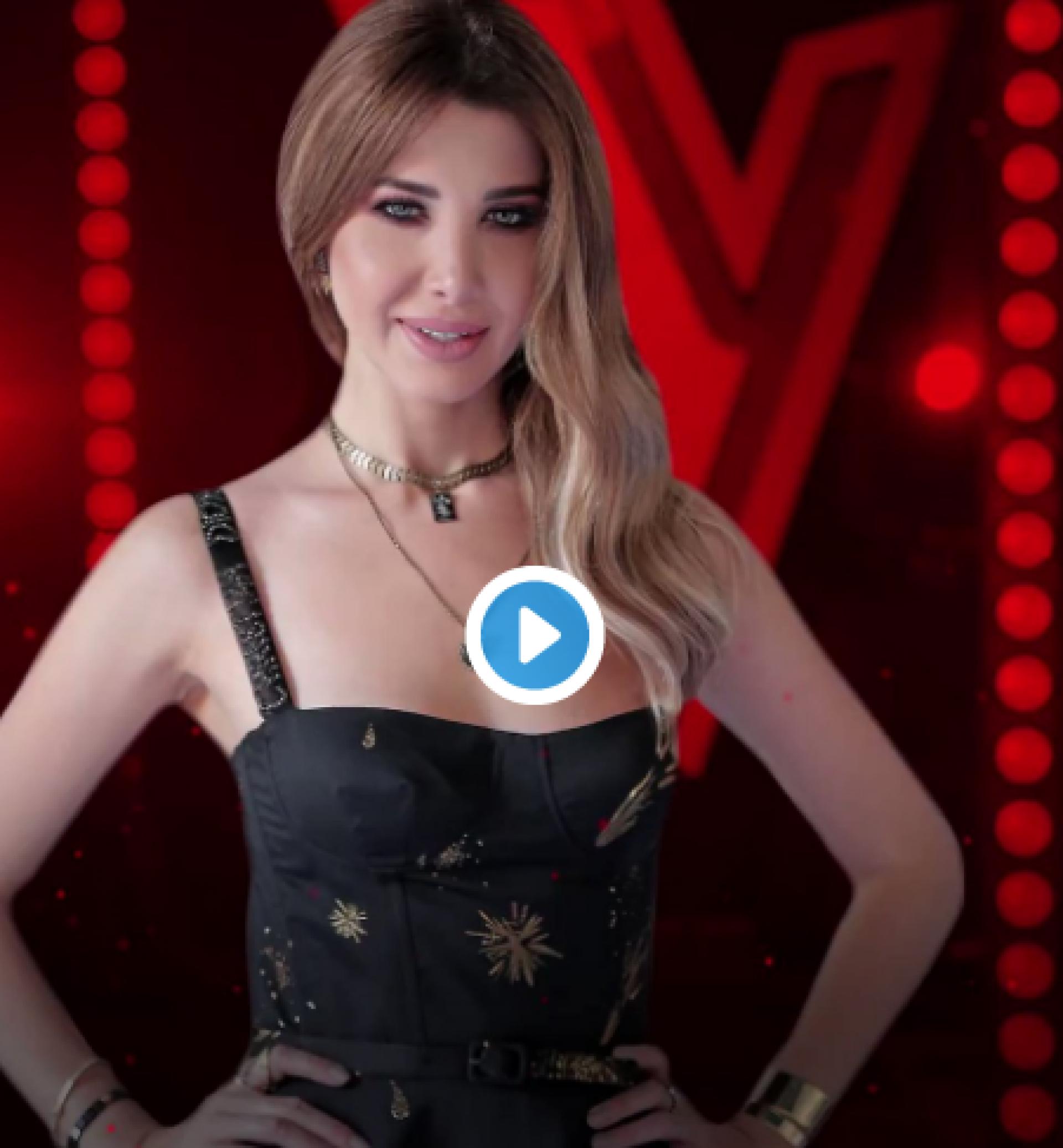 بالفيديو - نانسي عجرم تنزعج من والدة متسابقة  ذا فويس كيدز    Laha Magazine