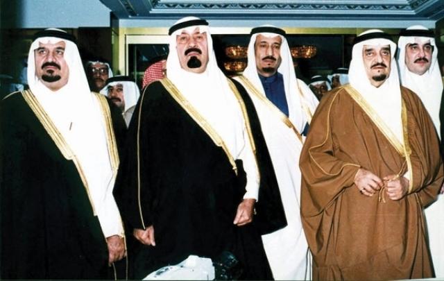 نتيجة بحث الصور عن الملك سلمان والملك فهد