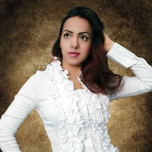 الفنانة الشابة هبة عبدالعزيز طاش ما