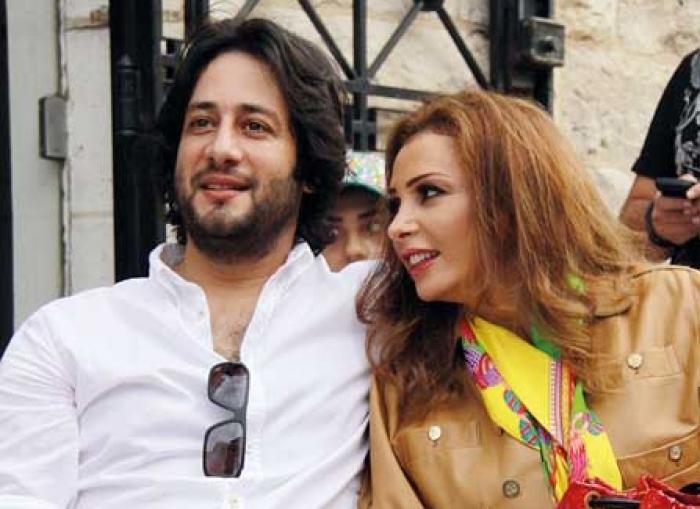 نتيجة بحث الصور عن أمل حجازي وزوجها