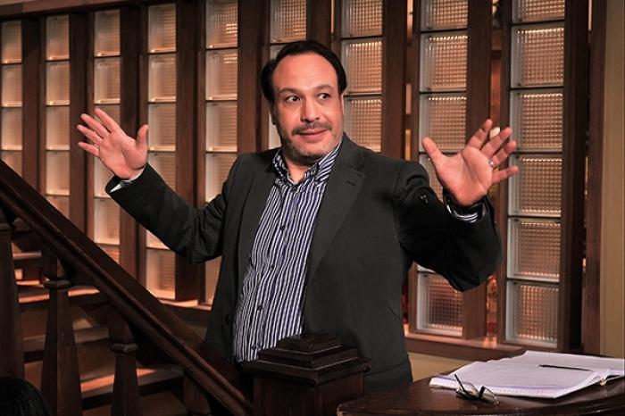 ماذا قال النجوم في وداع خالد صالح ؟ صدمة ودموع وكلمات مؤثرة   Laha Magazine