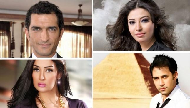 معركة ساخنة بين النجوم بسبب براءة مبارك   Laha Magazine