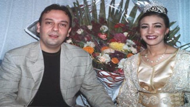 صور حفل زفاف جنات على زوجها السابق