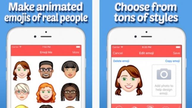 تعلّمي كيف تصممين شخصيتك كرموز Emoji بسهولة؟