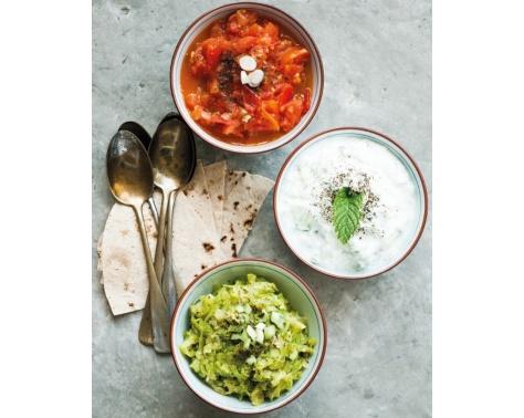 الأكل فنّ مع مها: مقبلات نباتية