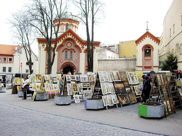 اكتشف عاصمة ليتوانيا