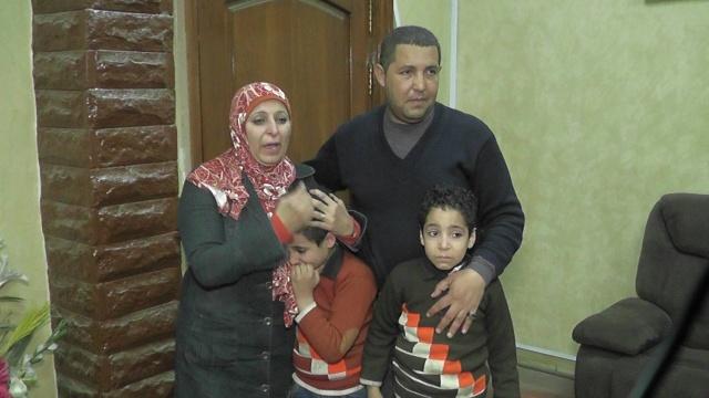 بالصور - في مصر.. اتصلت للاطمئنان على طفليها فكانت المفاجأة الصادمة!