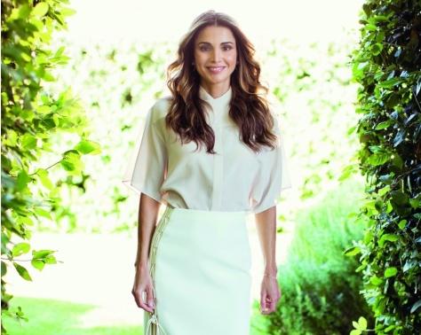 في يوم المرأة العالمي الملكة رانيا العبدالله: التعليم لتمكين المرأة وتغيير واقعنا العربي!