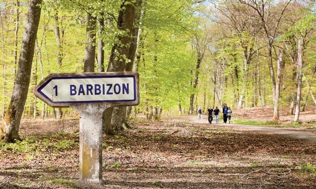 باربيزون قرية الرسامين الفرنسية