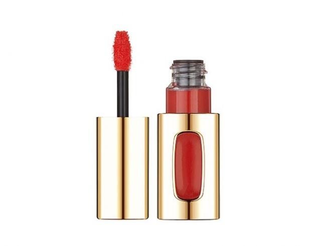 جذّاب L'Oreal Paris Colour Riche Extraordinaire Liquid Lipstick in Rouge Soprano no.301