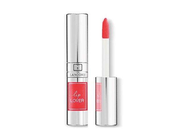 متألق Lancome Lip Lover in Orange Manege no.336