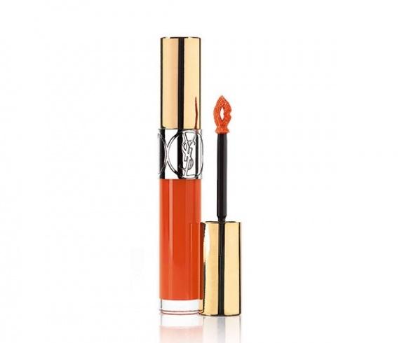 منعش Yves Saint Laurent Gloss Volupte Orange Granite no.212