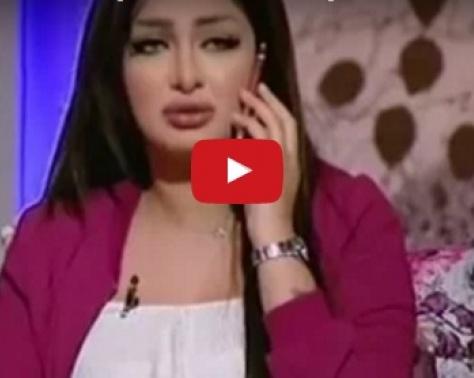 بالفيديو - طلاق مذيعة مصرية على الهواء مباشرة... والرد: