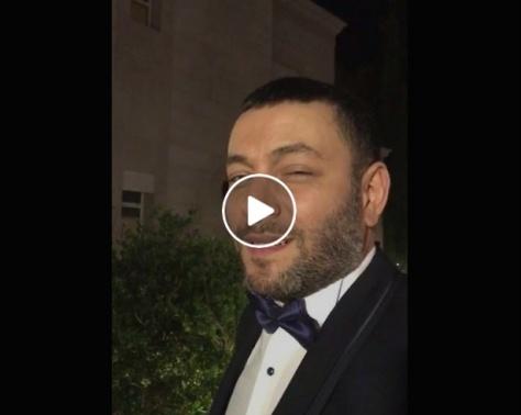 بالفيديو - زياد برجي يعترف بزواجه للمرة الثانية والعروس أرملة شقيقه!