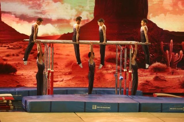 تأهل فريق Freelusion وإيمان الشميطي لنهائي Arabs Got Talent