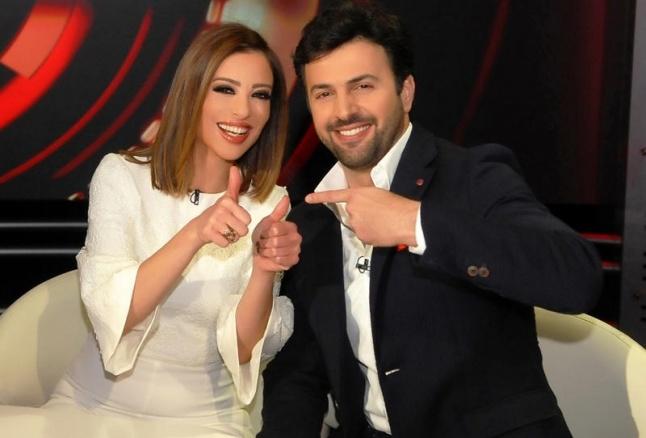 بالفيديو - من هي اللبنانية الجميلة التي طلبت يد تيم حسن على الهواء قبل وفاء الكيلاني؟؟   Laha Magazine