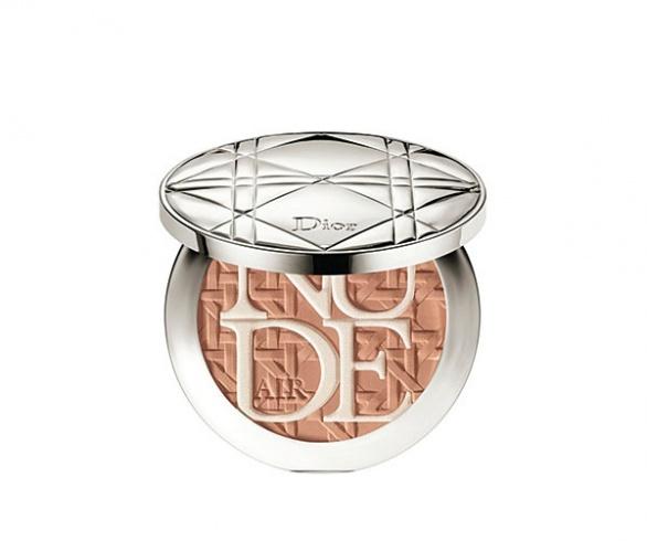 دفء العنبر Dior Diorskin Nude Air Care & Dare in Amber Tan