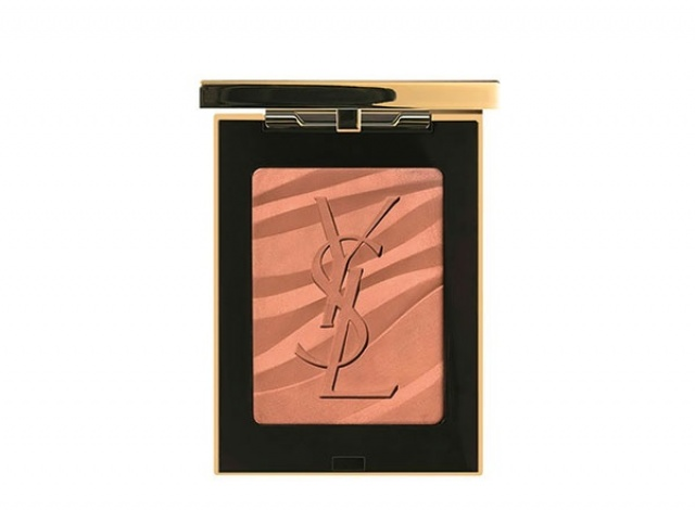 دفء الصحاري Yves Saint Laurent Saharienne Bronzing Stone