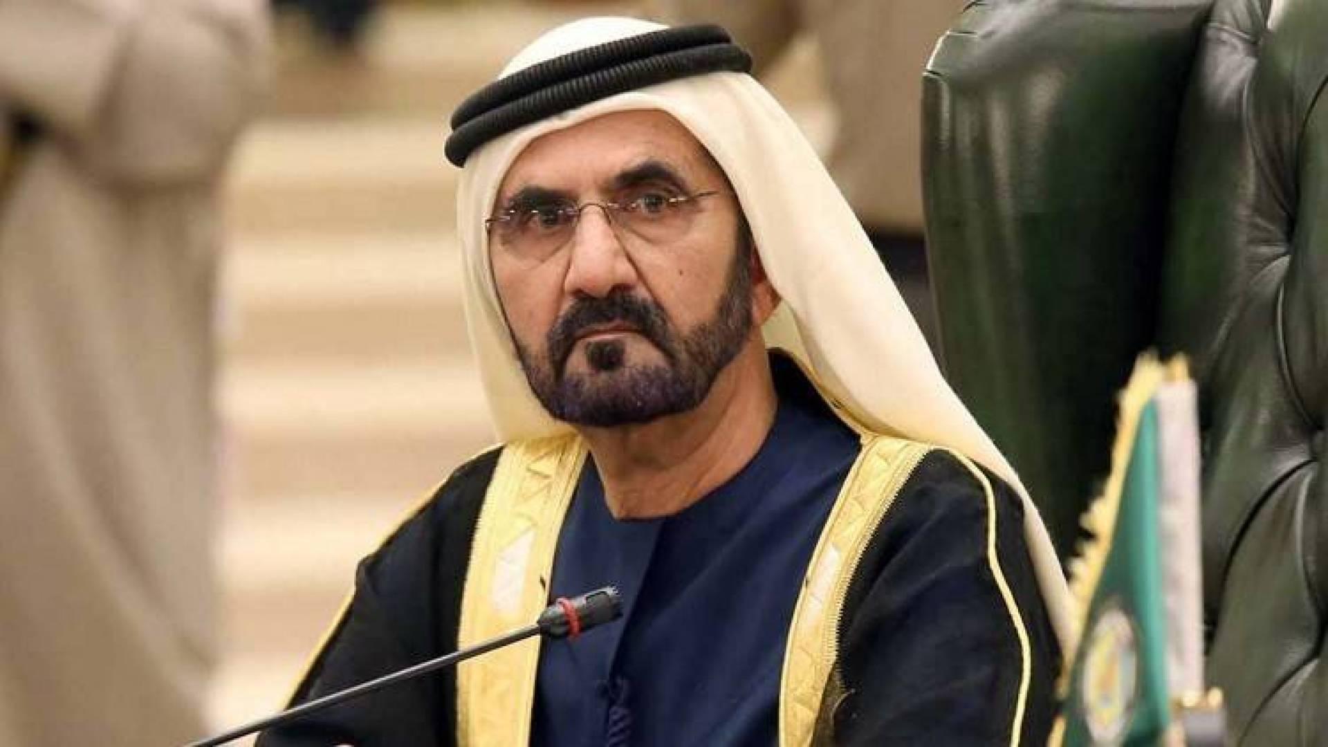 صورة نادرة وقديمة لحاكم دبي وزوجته - شاهدوا أناقتهما   Laha Magazine