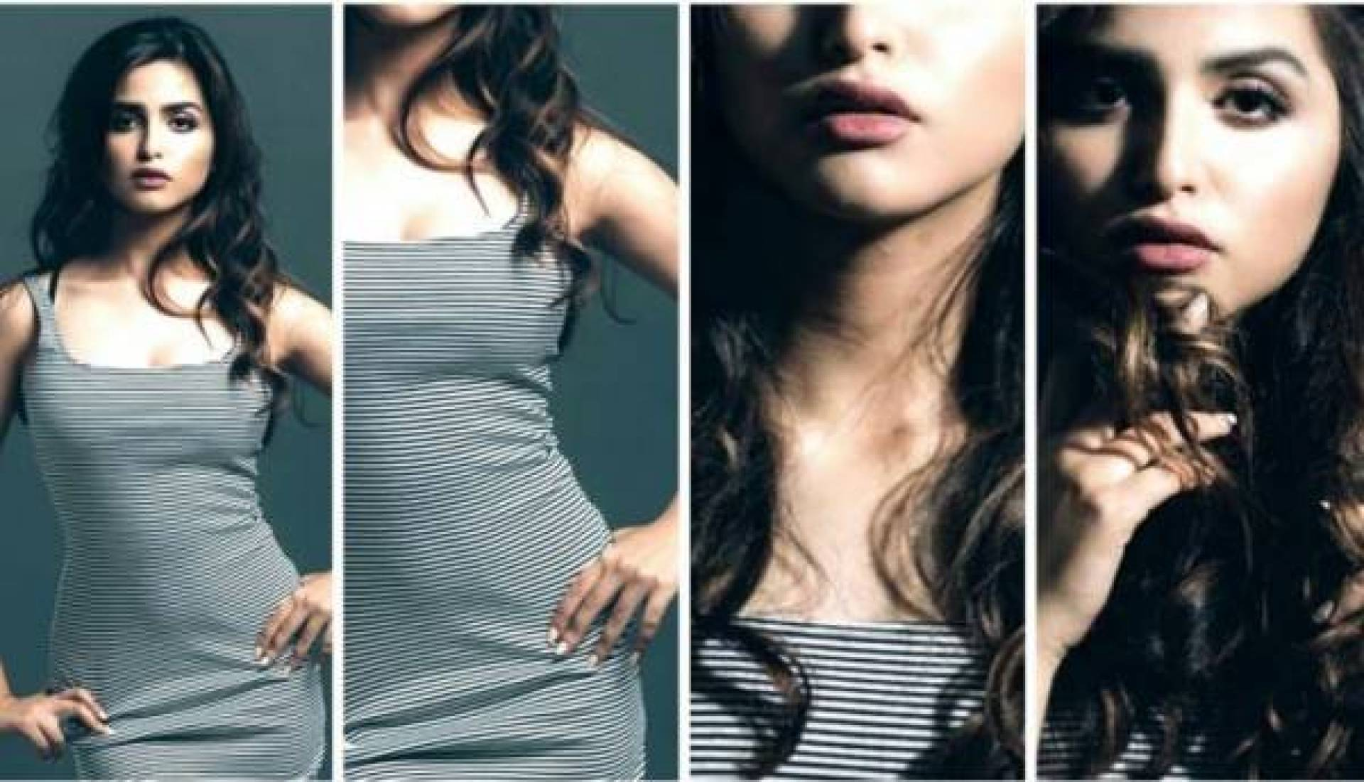 بالفيديو - حلا الترك بإطلالة تكشف بطنها للمرة الأولى وتسريحة شعر جديدة | Laha Magazine