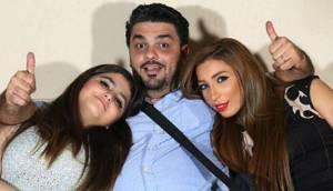 والد حلا الترك يكشف اصابته بورم خطير ويطلب مسامحته