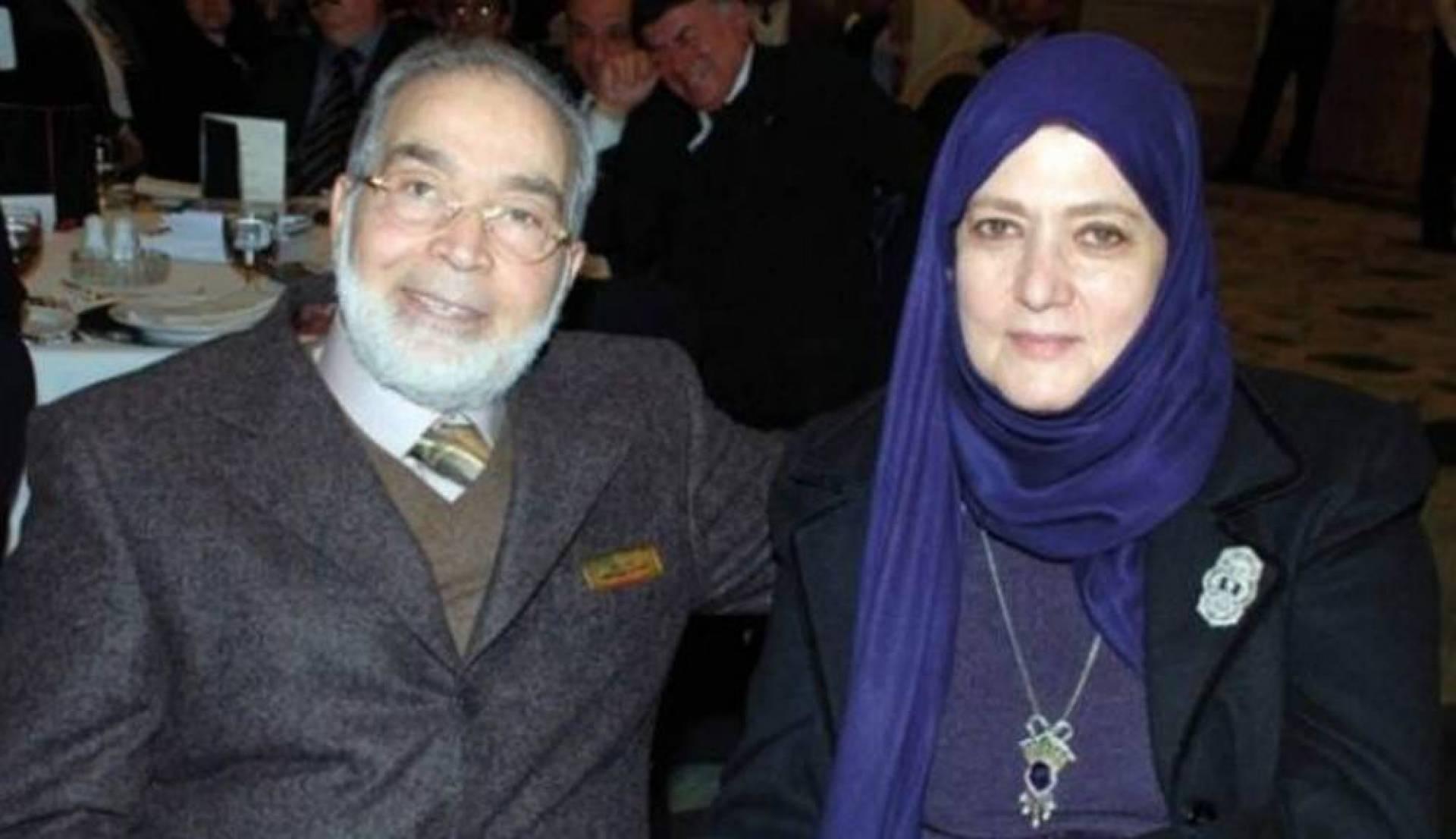 بعد شائعة وفاتها.. ماذا قال حسن يوسف عن صحة شمس البارودي؟