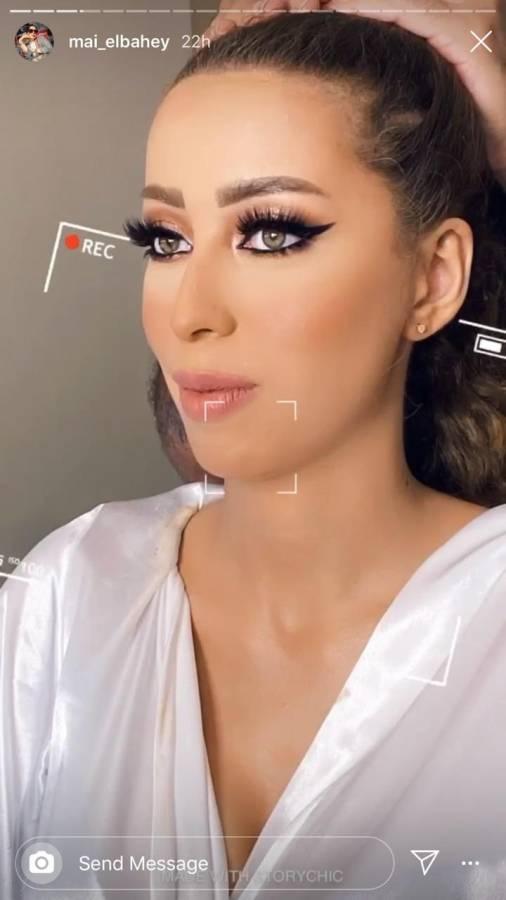 سوكا طفلة فيلم أبو علي تشعل مواقع التواصل بحفل زفافها Laha Magazine