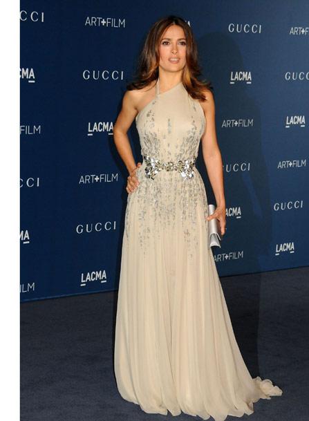 1a7c0ccd256fe فساتين Gucci في احتفال LACMA السنويّ الثالث