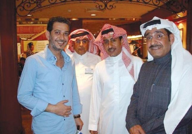 بعد قضية امتدت سنوات القضاء السعودي يحكم على ناصر القصبي وعبدالله